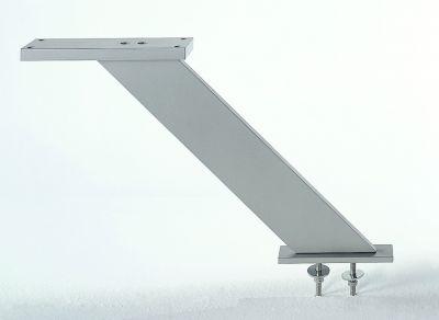 Console inclinée forme Z - capacité 25 kg
