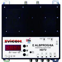 Amplificateur programmable 6 voies