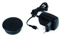 Chargeur téléphone par induction ou USB - Airtop