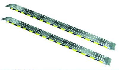 Rampe aluminium sans rebords