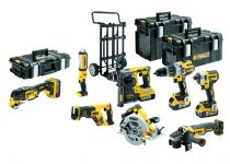 Kit de 7 machines DCK897P4 + lampe