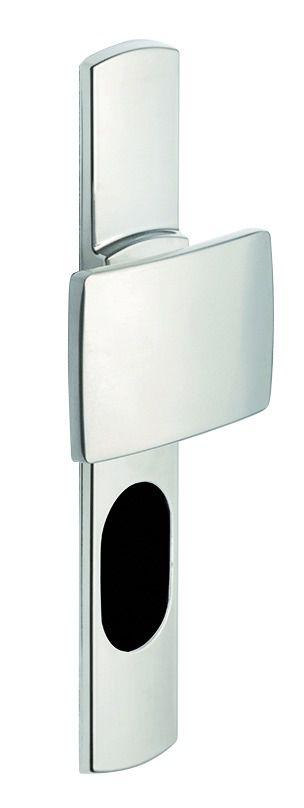 Plaque 220 x 41 mm - entraxe de fixation 195 mm