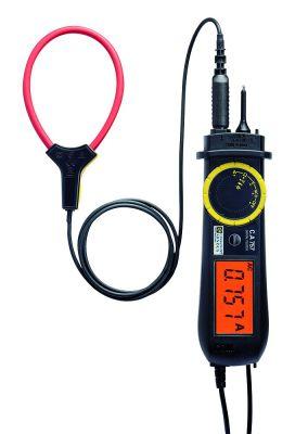 Testeur de tension numérique AC/DC avec MiniFlex® - CAT III - C.A 757