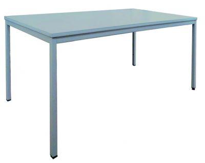 Table polyvalente grise