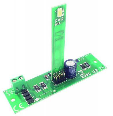 Carte électronique pour clignotant à led