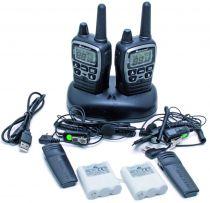 Paire de talkies PMR446 - LPD (Dual Band) - Midland XT70