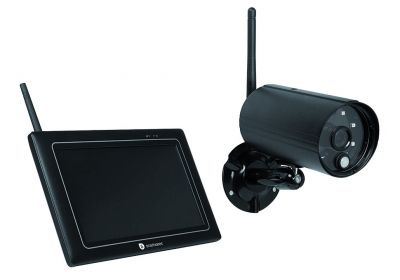 "Kit caméra sans fil + écran 7"" 1080P"