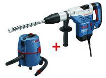 GBH 5-40 DCE - 8,8 Joules + aspirateur GAS 20 L SFC