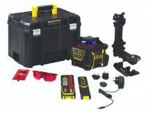 Laser rotatif automatique X700LR - rouge