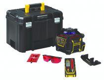 Laser rotatif automatique X600R - rouge