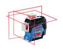 Pack mesure Bosch GLL 3-80 C +  GLM 50 C + GMS 120 + BT 150