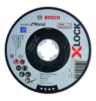 Xlock acier