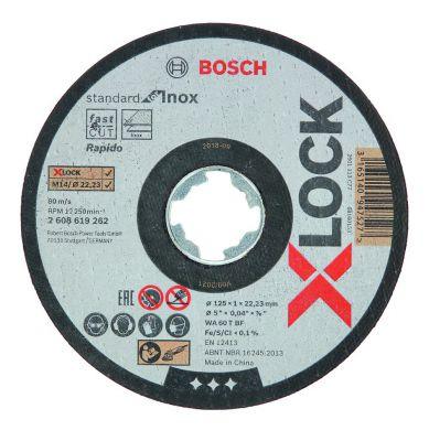 X-lock inox