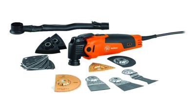 Couteau Multimaster FMM 350 QSL - StarlockPlus + accessoires