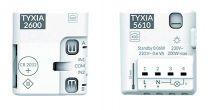 Pack éclairage marche/arrêt avec 2 interrupteurs sans fil Tyxia 501