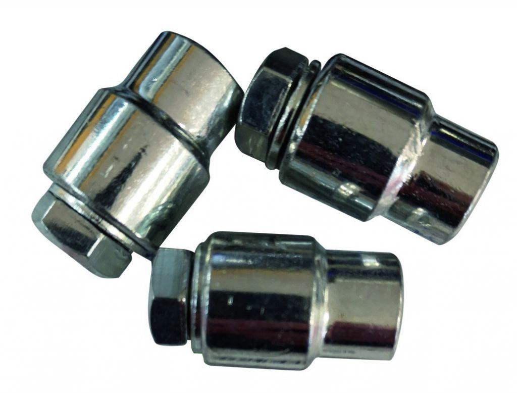 Accessoires universels fixation pour crémaillère métal