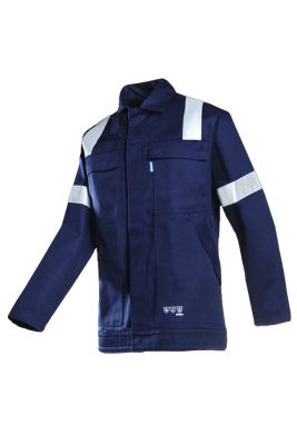 Blouson veste multirisques -bleu / marin
