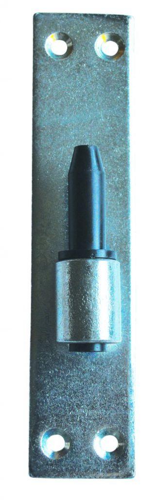 Gond à platine - acier bichromaté