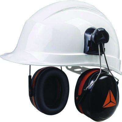 Casques de chantier paire de coquilles pour casque Baseball