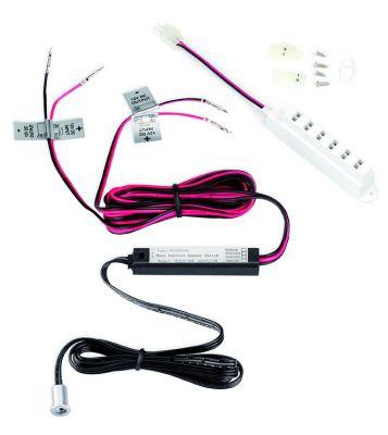 Détecteur de proximité pour porte et tiroir- 12 V / 24 V