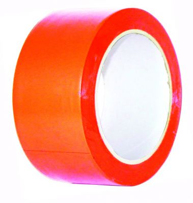 Ruban PVC orange standard