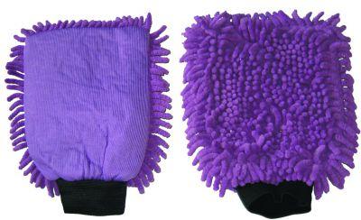 Gant de lavage microfibre rasta