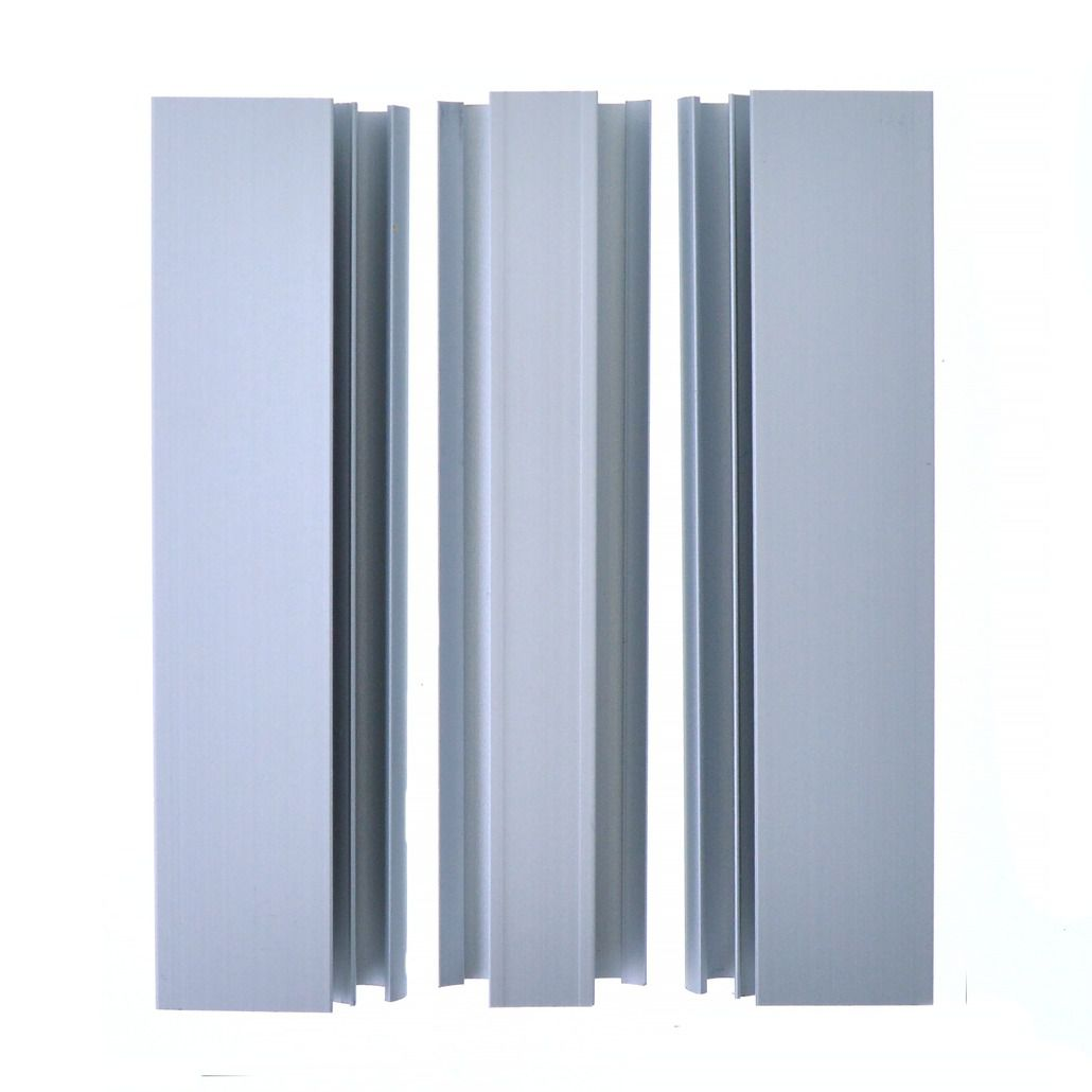 Plinthe aluminium