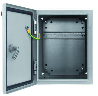 Coffrets métal IP 66