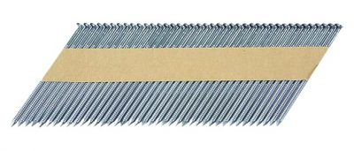 Clous 34° tête lisse en bandes pour cloueur GN900