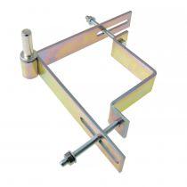 Gond à collier - Gond à collier réglable de 95 à 160 mm