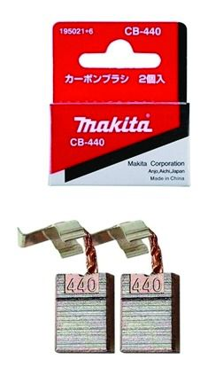 Charbons Makita