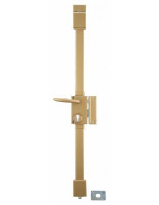 Boîtier de serrure 3 points CP Targa 75 x 130 mm