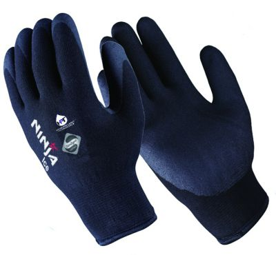 Gants hiver tricoté 100% polyamide