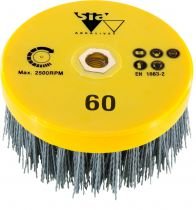 Disque fibre siabrosse - ø 130 x 50 mm
