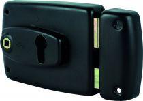 Coffre Freelox pour cylindre profil européen horizontale à fouillot - Carré de 7 mm