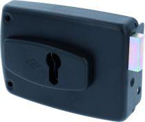 Coffre Freelox pour cylindre profil européen horizontale à pêne dormant