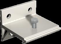 Ferrure de porte coulissante bois accessoires pour SAF 40 - 80 et 120 kg