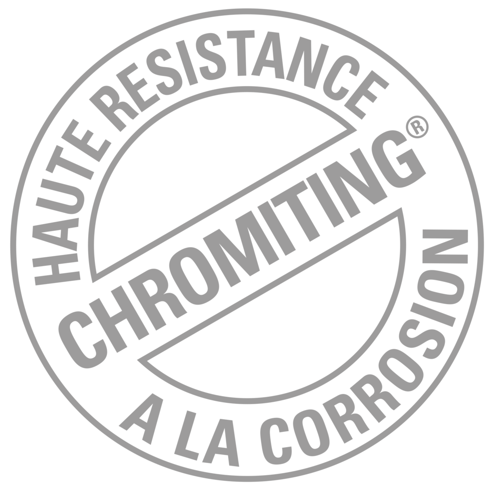 Coffret 1910 vis bois acier Chromiting® - filetage partiel