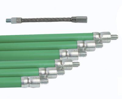 Kit de ramonage pour conduits fioul - bois - charbon