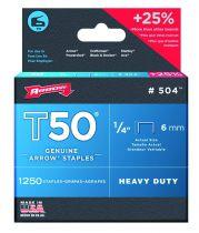 Agrafes pour agrafeuses T50 - T50DCD - T50 Red - PRO HT55BL