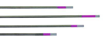 Electrodes tungstène - Lymox Lux® (bout rose/gris)