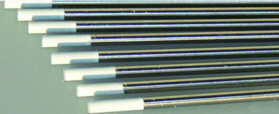 Electrodes tungstène Zirconium WZ8 - (bout blanc)