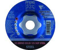 Disque abrasif - SGP CC-GRIND-Steel