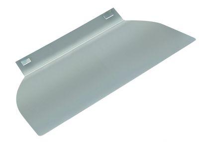 Lame rechange inox pour couteau à lisser Silver lisse