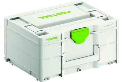 Coffret systainer SYS3 M 187
