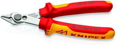 Pince électronique super Knips isolée 1000 V