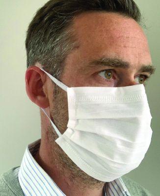 Masque protection réutilisable