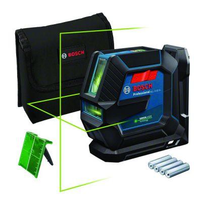Laser en croix GLL 2-15 G vert