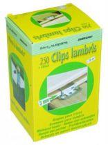 Clips n°3 + clous galvanisés