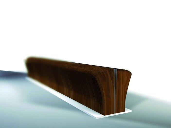 Joint brosse film rasant - longueur 400 m
